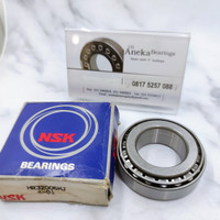 BEARING 32006 X J NSK LAKER KOMSTIR TAPERED MOTOR HONDA CBR 30X55X17