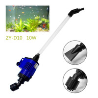Aquarium Water Changer Sand Washer Cleaner Pump Electric Syphon