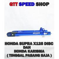 SWING ARM DRAKE HONDA SUPRA X 125 BELAKANG REM DISC DAN HONDA KARISMA