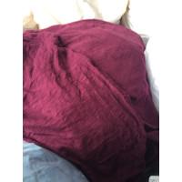 Kaos katun sluup/kaos meteran/bahan baju
