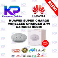 HUAWEI SUPERCHARGE WIRELESS CHARGER 27W CP-61 ORIGINAL