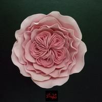 (290/PRDA3)Gumpaste Flower/Bunga Gumpaste Rose David Austin
