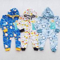 Libby Jumper Newborn Panjang Topi Tutup & Buka Kaki - Kabakids Store
