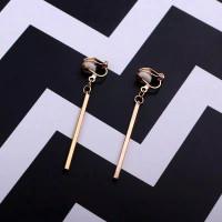 Nakiri Clip Earring / anting jepit wanita tanpa tindik