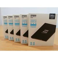 SSD KLEVV SSD NEO N400 240GB / SSD 240GB MADE IN KOREA GARANSI 3 TAHUN