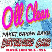 Paket Bahan Baku Detergen Cair / Sabun Cair 500
