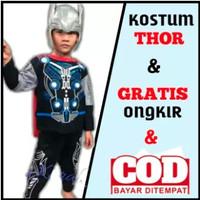 baju thor anak kostum anak laki laki baju superhero anak 253