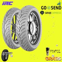 Paket Ban Motor HONDA PCX IRC SCT-006 100/80-IRC SCT-007 120/70 Ring 1