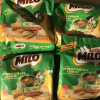Milo cereal malaysia /milo sereal / milo with whole grain cereal