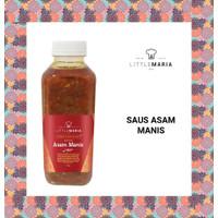 Saus ASAM MANIS - INDONESIAN SERIES 500Gram PEDAS SEDANG