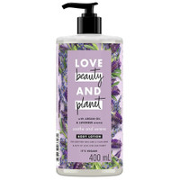 Love Beauty & Planet Argan Oil & Lavender Body Lotion 400ml