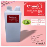 Cronex Isopropil Alkohol/Isopropyl Alcohol 99% Non Food Grade/IPA 99%