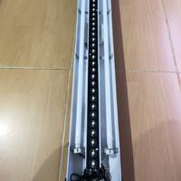 Lampu tanning arwana hpl 36 watt + 2 aquazonic 3 saklar