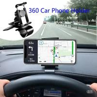 Holder Hp Mobil Jepit Dashboard Car Holder Good Quality