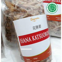 Katsuobushi 100gram Utk Takoyaki / Hana Katsuobushi Grade A Bukan Abal