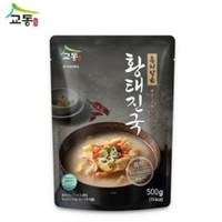 Gyodong Sup Ikan Pollack Alaska Dried 500 gram