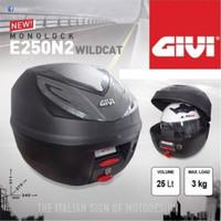 Box Motor Top Box Givi + Bracket Box Honda Vario-125/150 / Beat Givi