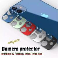 tempered ring pelindung lensa kamera iphone 12 12 mini 12 pro max