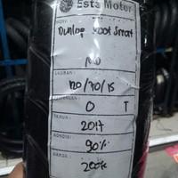 Ban dunlop scoot smart 120 70 15 depan xmax