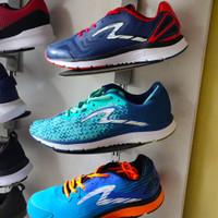 Sepatu Running Specs Road King Original 4 Warna