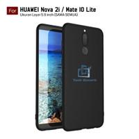 Softcase TPU Hitam Huawei Nova 2i/Mate 10 Lite/Maimang 6/G10