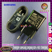 Charger Samsung Galaxy A50 A50s Original 100% fast Charging Type C - Putih