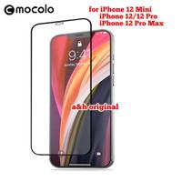 Mocolo Tempered Glass Full Cover - iPhone 12 Pro Max | 12 Pro Mini Ori