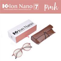 Kacamata K-Ion Nano K-Link Original Premium 7 Warna Pink