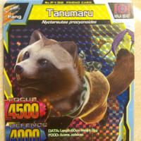 Kartu Strong Animal Kaiser Evolution S5 Tanumaru ( Friend Card )
