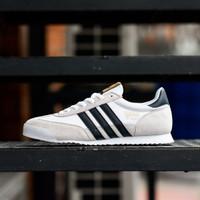 Sepatu Adidas Dragon White Black Original