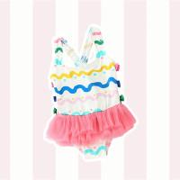 Rainbow Wavy Swimwear / Baju Renang Bayi