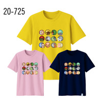 Kaos Imlek Bayi Anak Remaja Dewasa Oversize Family/Baju Kaos Sincia 23