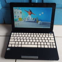 Asus EEE PC 1015PX Hitam RAM 2GB HDD 320GB Netbook Notebook Second