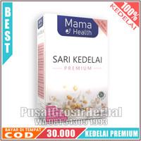 Mama Health susu SARI KEDELAI PREMIUM bubuk murni dairy free melilea