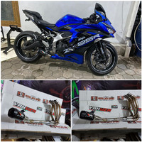 Underbely austin racing for zx25r ( full system pnp)