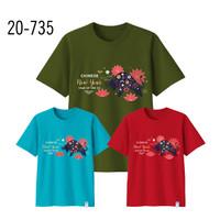 Kaos Imlek Bayi Anak Remaja Dewasa Oversize Family/Baju Kaos Sincia 22
