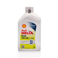 Oli Shell Helix ECO Sae 5w/30 1Liter LCGC Original