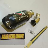 Knalpot Racing Austin Slip on Ninja 250/NinjaMono/NewCB150/CBR150/DLL