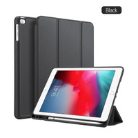 Case iPad 5 6 / Air 1 2 Dux Ducis OSOM Trifold Cover Casing