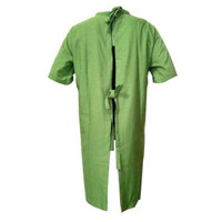 Baju Pasien Rumah Sakit Skort Rawat Inap Opname Lengan Pendek Medis