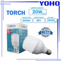 Lampu Bohlam LED 20Watt E27 TORCH(Putih)