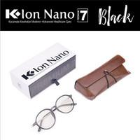Kacamata K-Link K-Ion Nano Original Premium 7 Warna Hitam