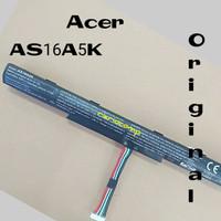 Batterai Laptop Original Acer aspire E5 E5-475G E5-575G AS16A5K