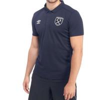 Polo Shirt - Kaos Polo - Kaos Kerah - West Ham United - Umbro