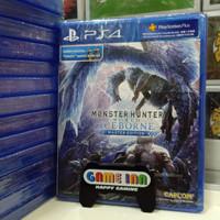 Game PS4 - Monster Hunter World Iceborne Master Edition - reg 3