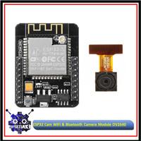 ESP32 Cam WiFi & Bluetooth Camera Module OV2640 Camera Module ESP-32