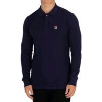 Polo Long Sleeve Shirt - Kaos Kerah Lengan Panjang - Fila