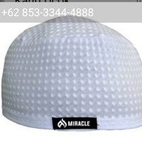 TOPI SEHAT PECI MIRACLE - Putih, All Size