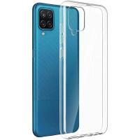 Slim TPU Case Samsung Galaxy A12 - Original Clear Soft Bening Cover