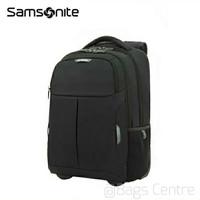 Samsonite ALBI N5 Backpack Trolley Laptop Wheels 17inch/29L - Black
